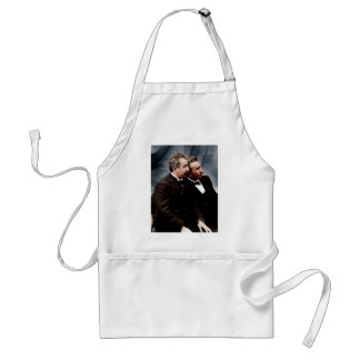 The Lumière brother photo Standard Apron
