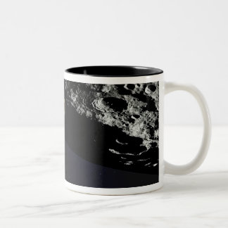 The Lunar CRater Observation Two-Tone Coffee Mug