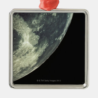 The Lunar Surface Christmas Ornament