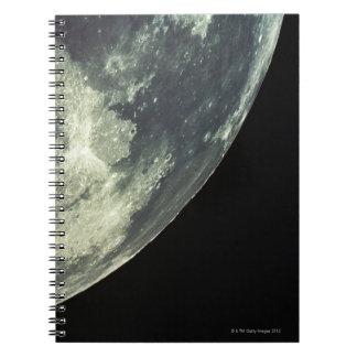 The Lunar Surface Notebook