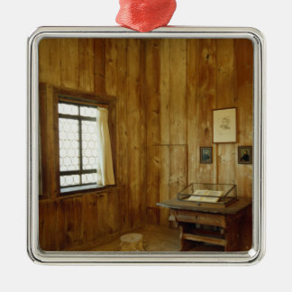 The Luther Room in Wartburg Castle Christmas Ornament