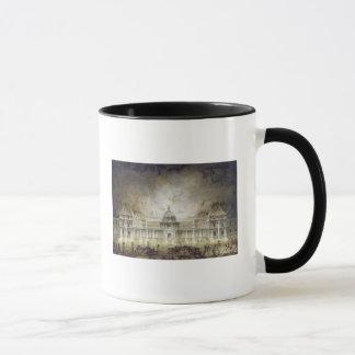 The Luxembourg Palace Illuminated Mug