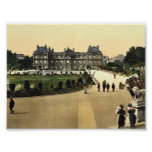 The Luxembourg Palace, Paris, France classic Photo