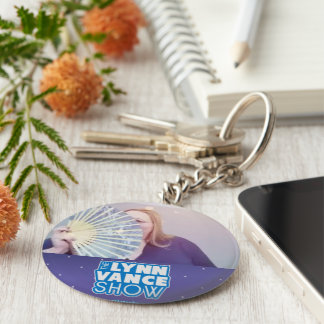 The Lynn Vance Show Key Chain