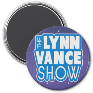 The Lynn Vance Show Logo magnet
