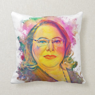 The Lynn Vance Show / Throw Pillow