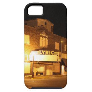 THE LYRIC THEATRE - WAYCROSS, GEORGIA iPhone 5 CASE