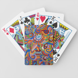 The Machine Bicycle Playing Cards