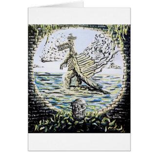 The Machine - Custom Print! Greeting Card