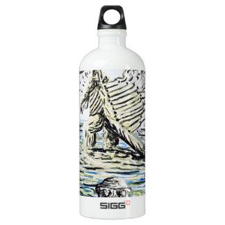 The Machine - Custom Print! SIGG Traveller 1.0L Water Bottle