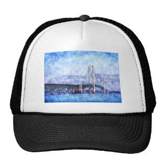 The Mackinac Bridge Cap