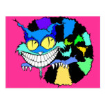 The Mad Cheshire Cat Postcard