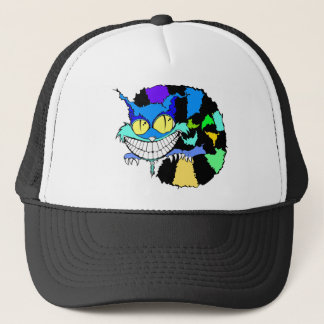 The Mad Cheshire Cat Trucker Hat