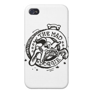 The Mad Doggie Covers For iPhone 4