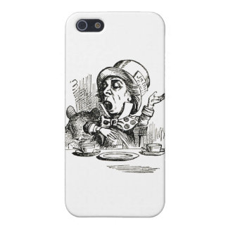 The Mad Hatter iPhone 5 Cases