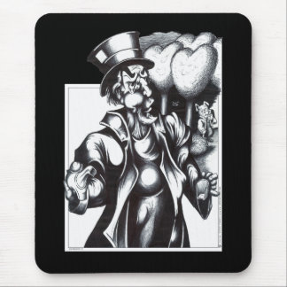 The Mad Hatter Mouse Pads