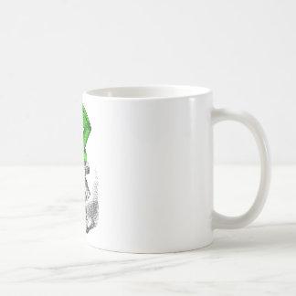 The Mad Hatter Basic White Mug