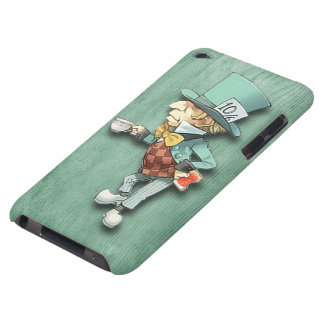The Mad Hatter with a Cup of Tea Barely There iPod Case