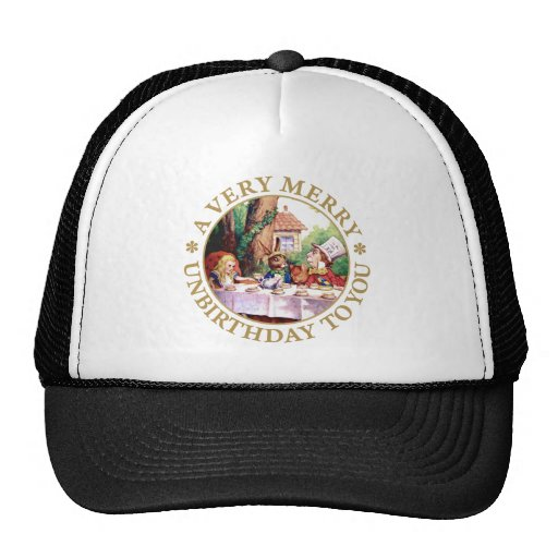 THE MAD HATTER'S TEA PARTY HAT