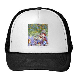 The Mad Hatter's Tea Party in Alice in Wonderland Trucker Hat