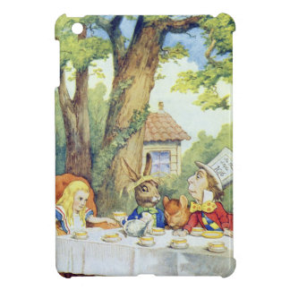 The Mad Hatter's Tea Party Cover For The iPad Mini