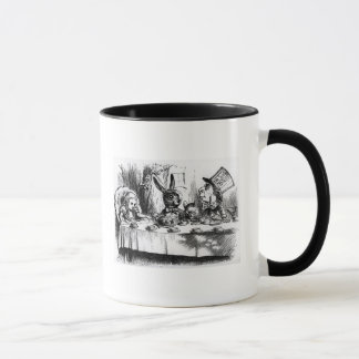 The Mad Hatter's Tea Party Mug