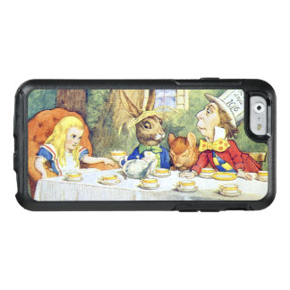 The Mad Hatter's Tea Party OtterBox iPhone 6/6s Case