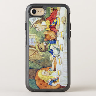 The Mad Hatter's Tea Party OtterBox Symmetry iPhone 8/7 Case