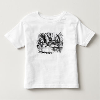 The Mad Hatter's Tea Party Toddler T-Shirt