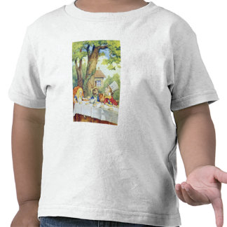 The Mad Hatter's Tea Party T Shirt