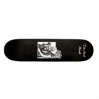 The Mad Monk 21.6 Cm Skateboard Deck