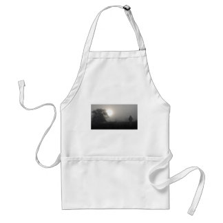 The Mad Monk of Mote Park Standard Apron