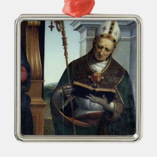 The Madonna and Child Christmas Ornament
