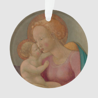 The Madonna and Child Ornament