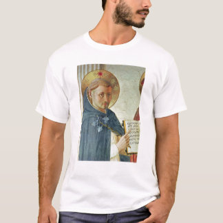 The Madonna delle Ombre, detail of St. Dominic T-Shirt