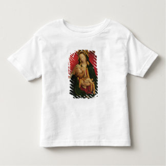 The Madonna Suckling her Child, 1520-30 (oil on pa Tee Shirts