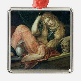 The Magdalene (oil on canvas) Christmas Ornament