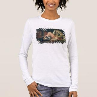 The Magdalene (oil on canvas) Long Sleeve T-Shirt