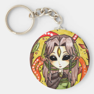 The Mages daughter Key Chain