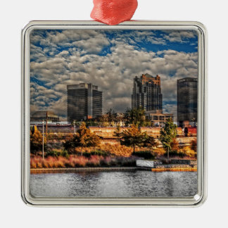 The Magic City Christmas Ornament