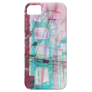 The Magic Electric Golden gate of san Francisco Ph Barely There iPhone 5 Case