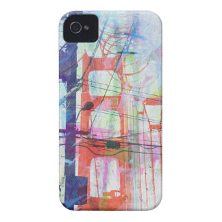The Magic Electric Golden gate of san Francisco Ph iPhone 4 Case-Mate Case