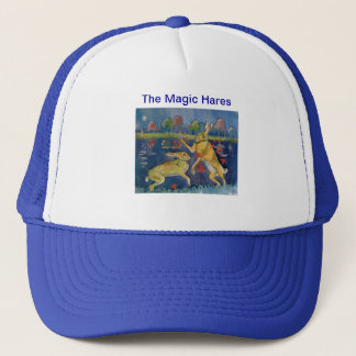 """The Magic Hares"" Trucker Hat"