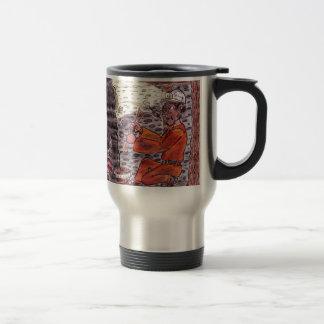 The Magic miner Stainless Steel Travel Mug