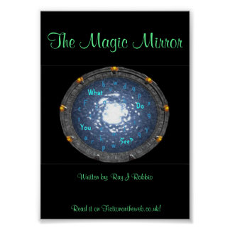 The Magic Mirror 5x7 Poster