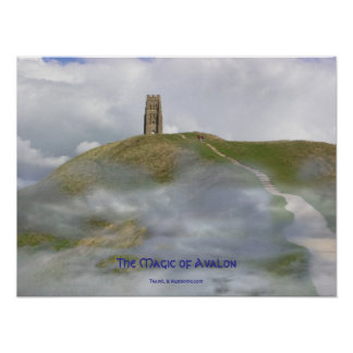 The Magic of Avalon Poster