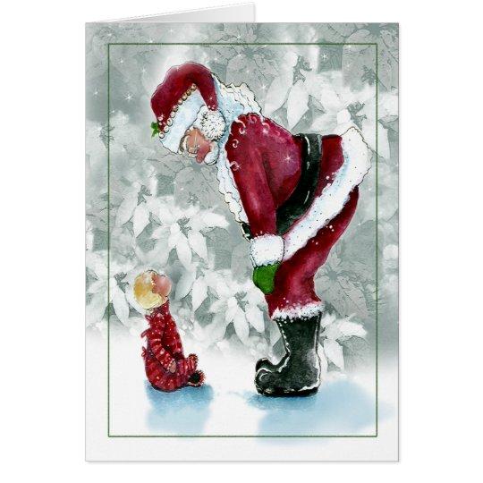 """the Magic of Christmas"" Card"