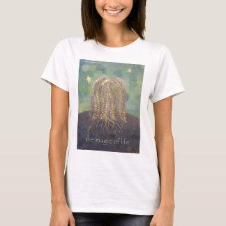 """the magic of life"" Spirit Art T-shirt"