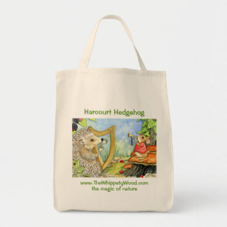 The magic of nature shopping bag