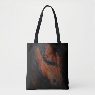 The Magic of the Horse Tote Bag